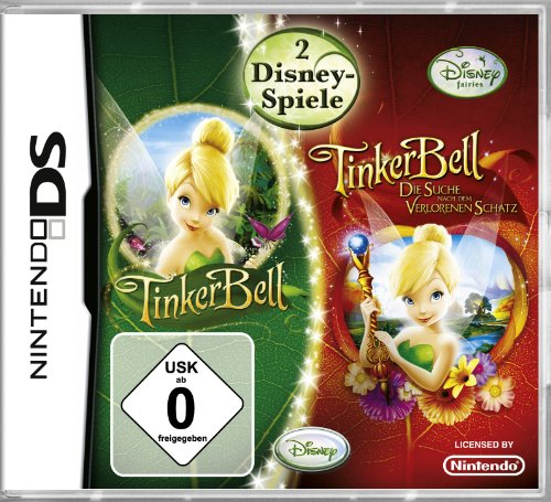 Tinkerbell 1+2 [Software Pyramide] - [Nintendo DS]