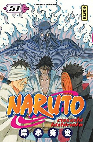 Naruto Vol.51 par KISHIMOTO Masashi