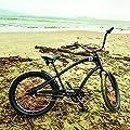 Electra EBC93 3i Cruiser Herren Fahrrad Stadt Cruiser Retro Ladies Aluminium Rad Bike, 570964