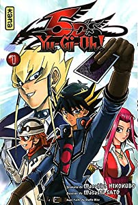 Yu-Gi-Oh ! 5 D's Edition simple Tome 1