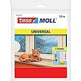Tesa 05452-00100-00 Moll Universal foam, 10m x 9mm, Wit