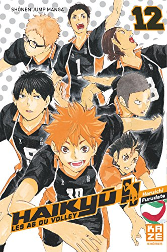 Haikyu! Les as du volley - Tome 12 par Furudate Haruichi