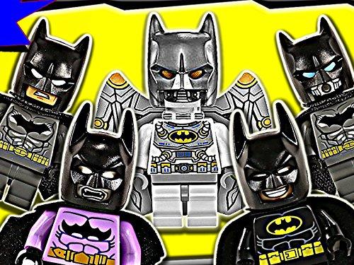Clip: 2015 Batman Minifigure Collection (Lego 2015 Batman-sets)