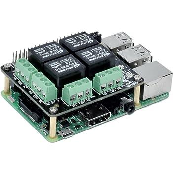 Waveshare Raspberry Pi Power Relay Board Raspberry Pi