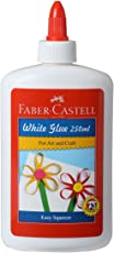 Faber-Castell White Glue - 250ml (White)