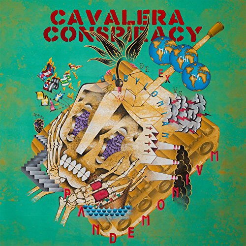 Cavalera Conspiracy: Pandemonium (Limited Edition) (Audio CD)