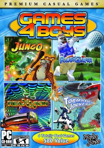 Games 4 Boys (輸入版)
