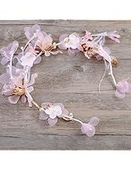 Coiffure de marguerite, cheveux avec des ornements de cheveux doux, accessoires de mariage accessoires de mariage