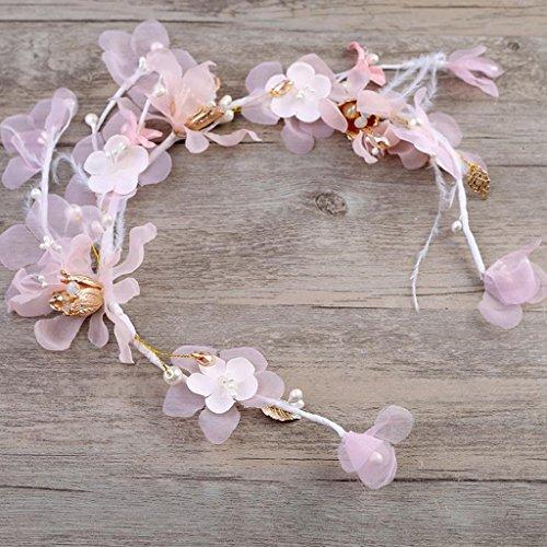 Kopfschmuck, Haare mit süßen Haar Ornamente, Hochzeit Zubehör Hochzeitskleid Zubehör ()