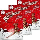 Maltesers Merryteaser Adventskaleder Set, 3 x 108g
