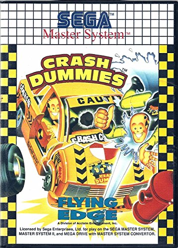 Crash Dummies (Master System) oA gebr.