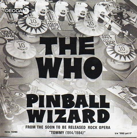 Pinball Wizard - Dogs part II - 2-track CARD SLEEVECDSINGLE