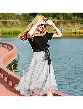 Smx Vestidos/vestidos de noche/Mujeres Casual/Mini Vestido/vestidos de gasa/Vestido de verano/Moda AtractivaFresca...