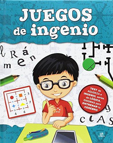 Juegos de Ingenio (Tests de Lógica) por Araceli Fernández Vivas