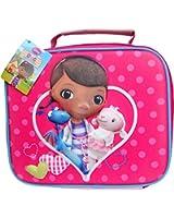 Girl's Disney Doc McStuffins Magic 3D School Lunch Travel Bag