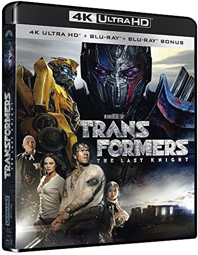 Bild von Transformers 5 : the last knight 4k ultra hd [Blu-ray] [FR Import]