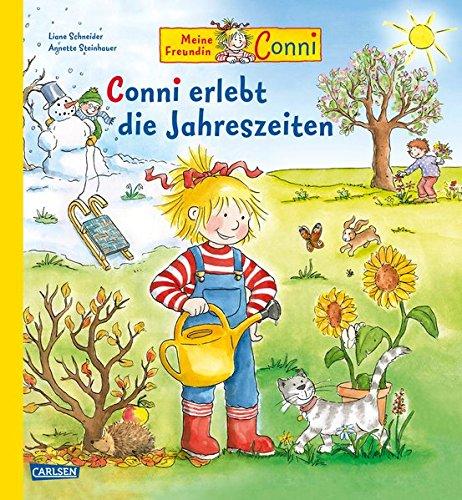 Preisvergleich Produktbild Conni-Bilderbücher: Conni erlebt die Jahreszeiten