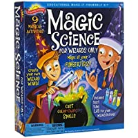 Scientific Explorer Magic Science Kit for Wizards Only by Scientific Explorer
