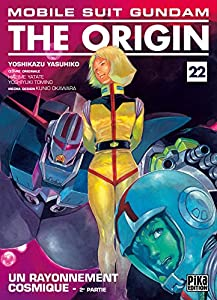 Mobile Suit Gundam - The Origin Edition simple Tome 22