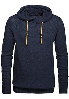 John Devin Herren Hoodie Kapuzen Sweatshirt Kapuzenpullover Pullover Freitzeit
