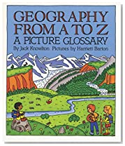 Geography from A to Z (Trophy Picture Books (Paperback))