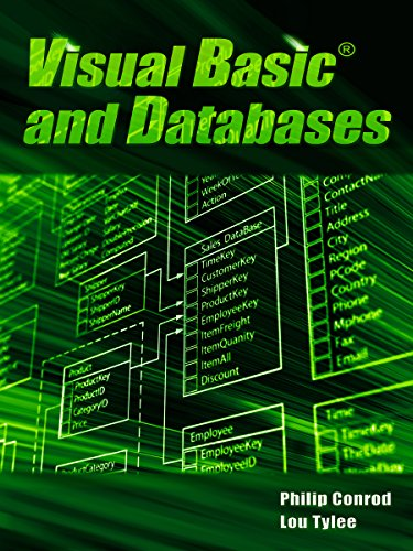 Visual Basic and Databases: A Step-By-Step Database Programming Tutorial (English