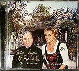 Pfarrer Franz Brei und Amalia Pfundner, signierte Original CD - Himmlische Klänge - Lourdesgrotte Unterlamm. Sonderedition mit 16 Titel