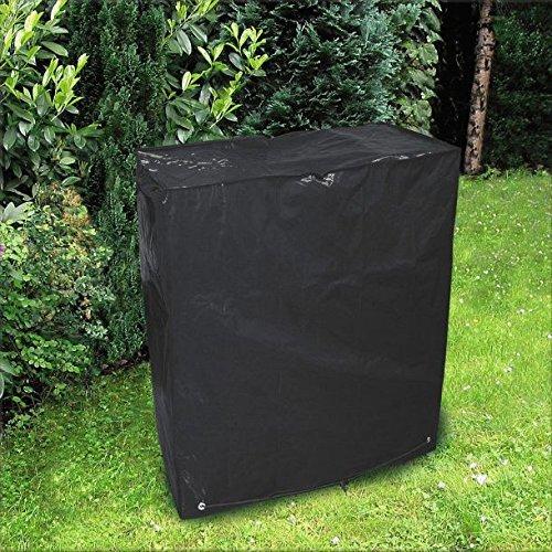 HBCOLLECTION Deluxe Polyestere Copri Telo di copertura per Large Kitchen Grill Barbecue 165cm