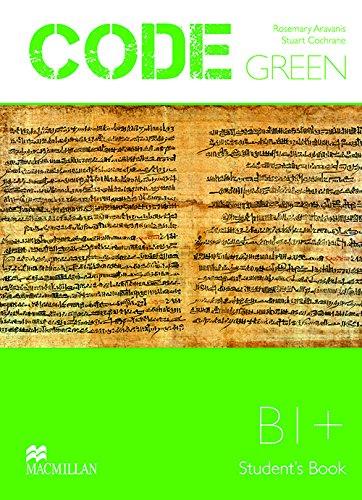 Code green. Intermediate. Student's book. Per le Scuole superiori. Con espansione online