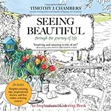 Seeing Beautiful: Through the Journey of Life: an Inspirational Coloring Book