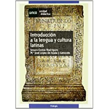 Introducción a La Lengua y Cultura Latinas (UNIDAD DIDÁCTICA)