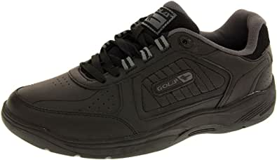 Mens GOLA WIDE FIT EE Trainers LEATHER Laces Shoes Size 7 8 9 10 11 12 13 14 15