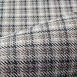 Möbelstoff schwer entflammbar SUNSET FR Karomuster, Farbe