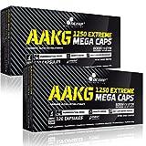 Olimp AAKG Extreme Megacaps 2 x 120 Kapseln Packung by Olimp