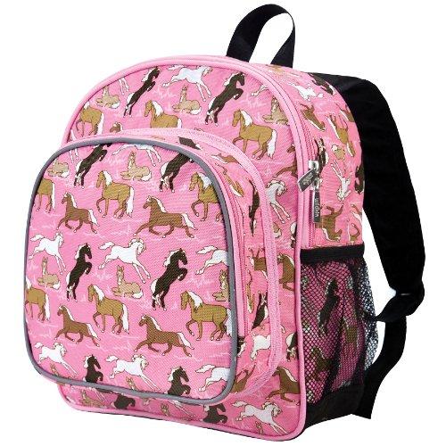 wildkin-zainetto-per-bambini-motivo-cavalli-multicolore-horses-in-pink