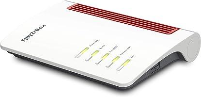 AVM Fritz Box 7530 High-End WLAN AC+N Router (DSL/VDSL, 866 MBit/s (5GHz) und 400 MBit/s (2,4 GHz), bis zu 300 Mbit/s...