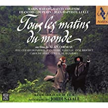 Tous Les Matins Du Monde (Sacd);  Jordi Savall