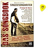 Singer/Songwriter Das Songbook - 24 populäre Singer/Songwriter-Songs mit Leadsheets in Originaltonarten sowie Guitarshe