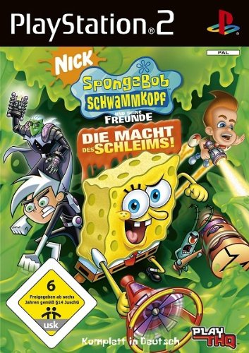THQ Entertainment GmbH SpongeBob & Freunde - Die Macht des Schleims