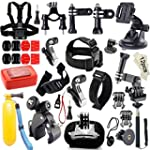Iextreme 45-in-1 GoPro Kit d'accessoi...