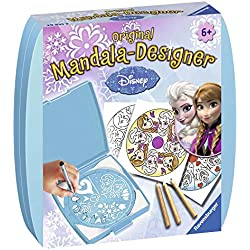 Ravensburger 29835 - Mini Mandala-Designer Frozen
