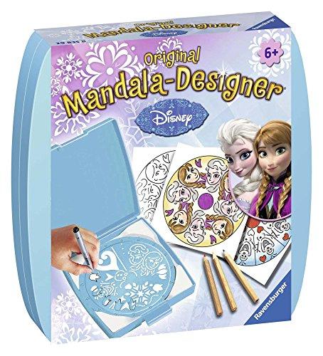 Ravensburger 29835 - Mini Mandala-Designer Frozen - Designer Spangen