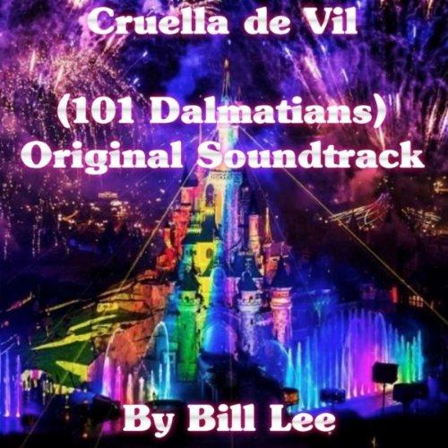 Lee General Kostüm - Cruella De Vil (101 Dalmatians, Original Soundtrack)