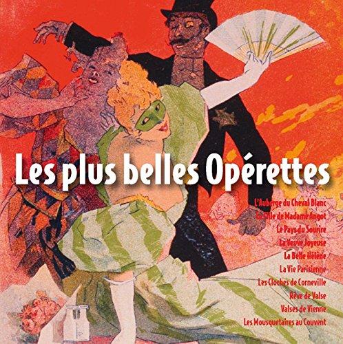 Les Plus belles opérettes (Coffret 10 CD)