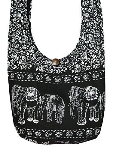 rosinas-hippie-boho-new-elephant-crossbody-bohemian-gypsy-sling-shoulder-large-size-f-black