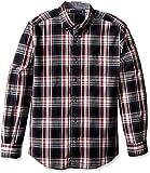 Nautica Men's Long Sleeve Plaid Button D...