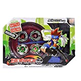 #10: Vortex Toys 5D Beyblade Metal Fusion Spinning Top Gyroscope Alloy Gyro Plate Kit