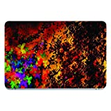 #9: Imagination Era Colourful Wallpapers Laptop Stickers 15.6 inch HDQuality of All Type Laptop.