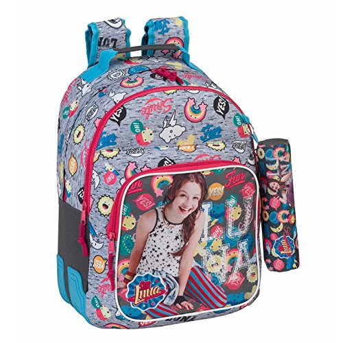 Imagen de safta  + portatodo soy luna disney athletic 42cm adaptable alternativa