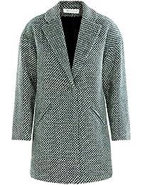 Promod Mantel aus Wollmischung